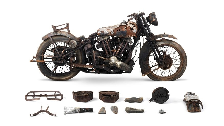1938 Brough Superior 982cc 1500