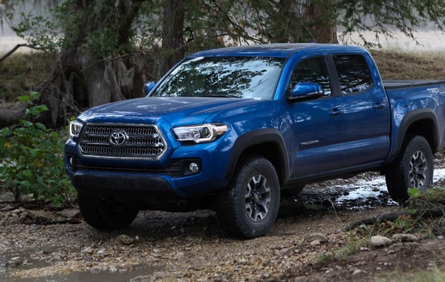 2016 toyota tacoma test drive fox news. Black Bedroom Furniture Sets. Home Design Ideas
