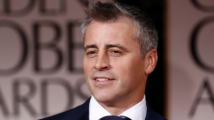 "FILE - This is a Sunday, Jan. 15, 2012 file photo of Matt LeBlanc as he arrives at the 69th Annual Golden Globe Awards in Los Angeles.  The BBC said Thursday Feb. 4, 2016 that former ""Friends"" star Matt LeBlanc will be joining the broadcaster's popular ""Top Gear"" program, presenting the revamped car show with British TV presenter and DJ Chris Evans.  (AP Photo/Matt Sayles, File)"