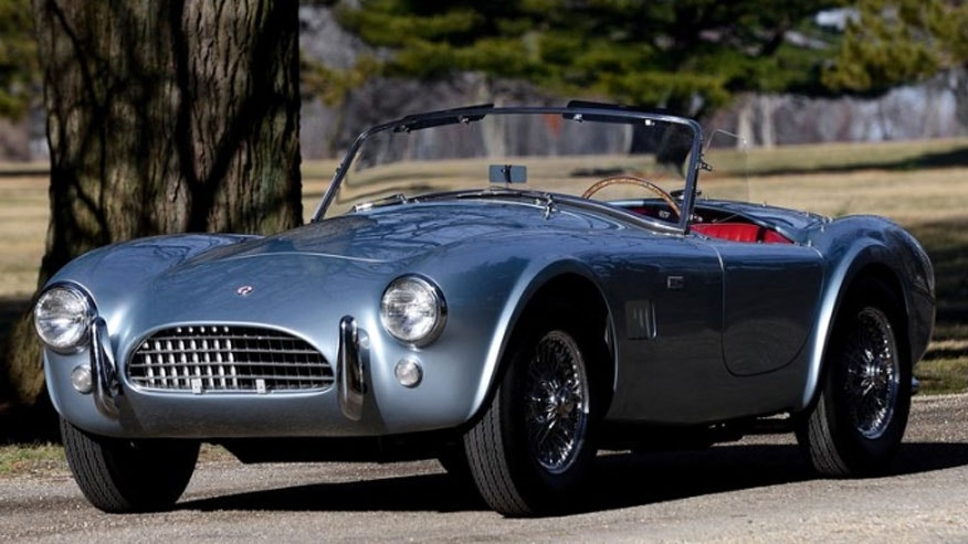 1964 SHELBY 289 COBRA ROADSTER