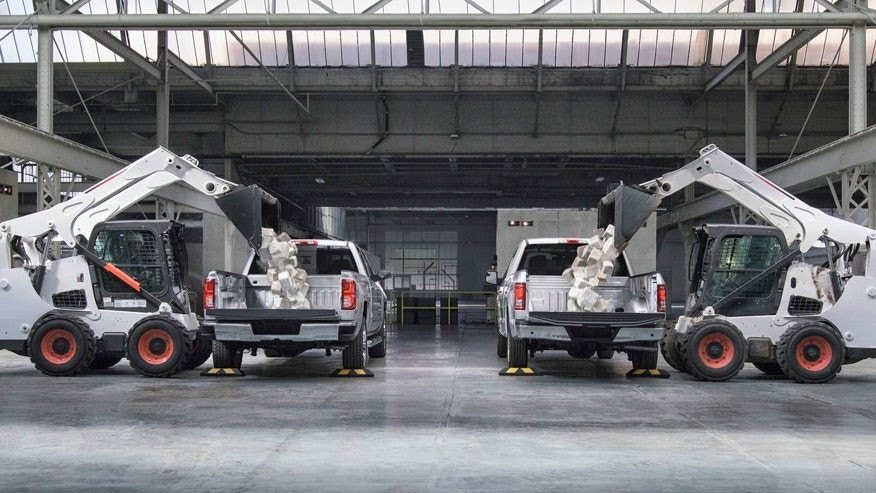 Chevrolet Validates Competitive Advantage of Silverado's Roll-formed, High-strength Steel Bed