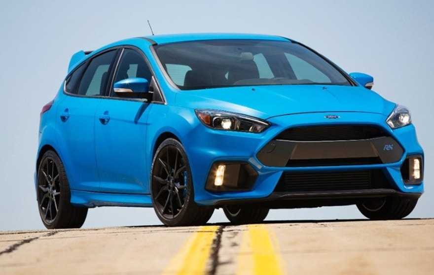 Focus RS Feature