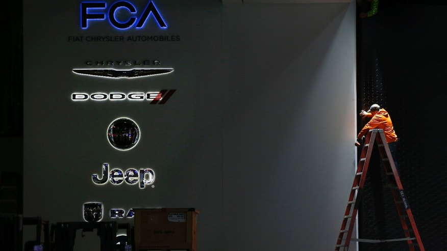 Fiat Chrysler Automobiles recalls 1.9 million vehicles over air bag defect