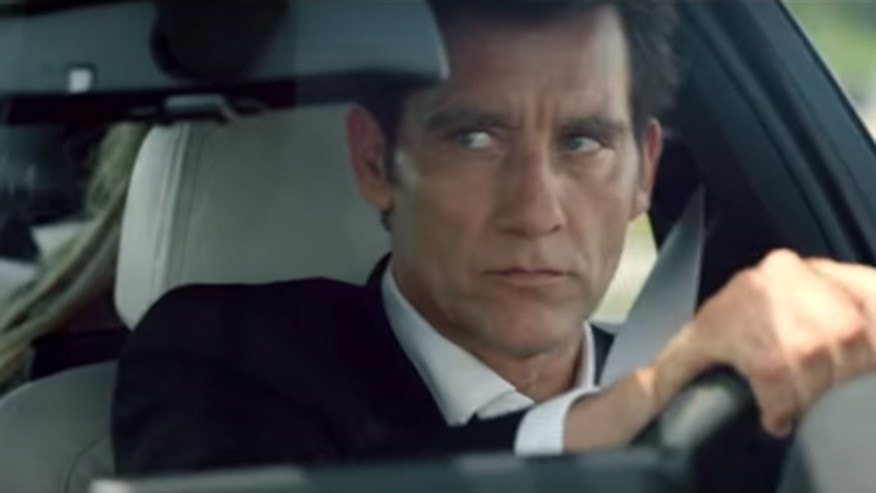clive owen BMW