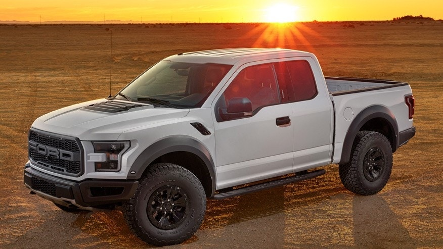 2017 ford f 150 raptor power revealed fox news. Black Bedroom Furniture Sets. Home Design Ideas