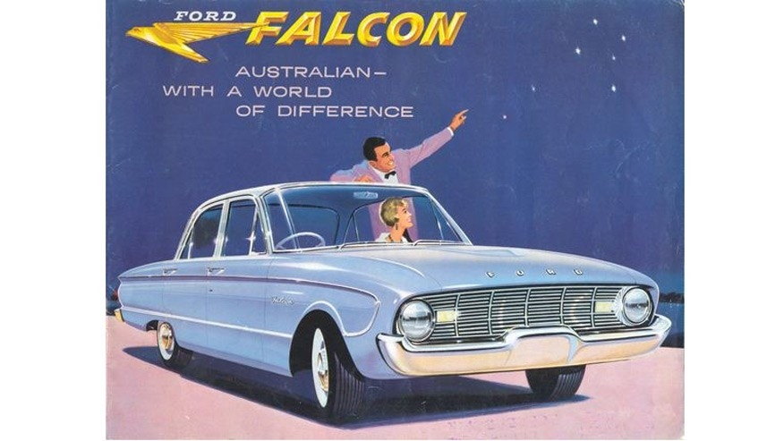 ford falcon old