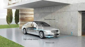 wireless charging mercedes