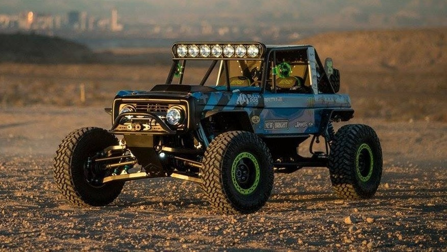 Fox Valley Ford >> New Ford Bronco built to be King of the Hammers | Fox News