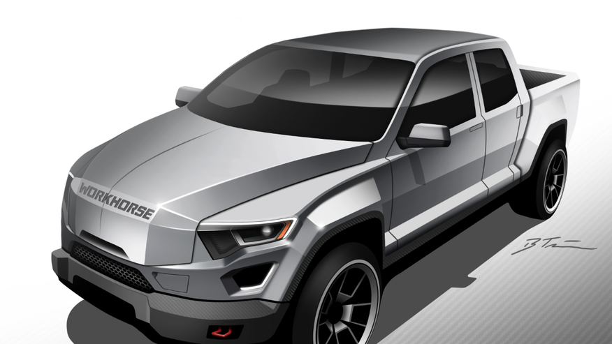 futuristic hybrid electric pickup is a real workhorse fox news. Black Bedroom Furniture Sets. Home Design Ideas
