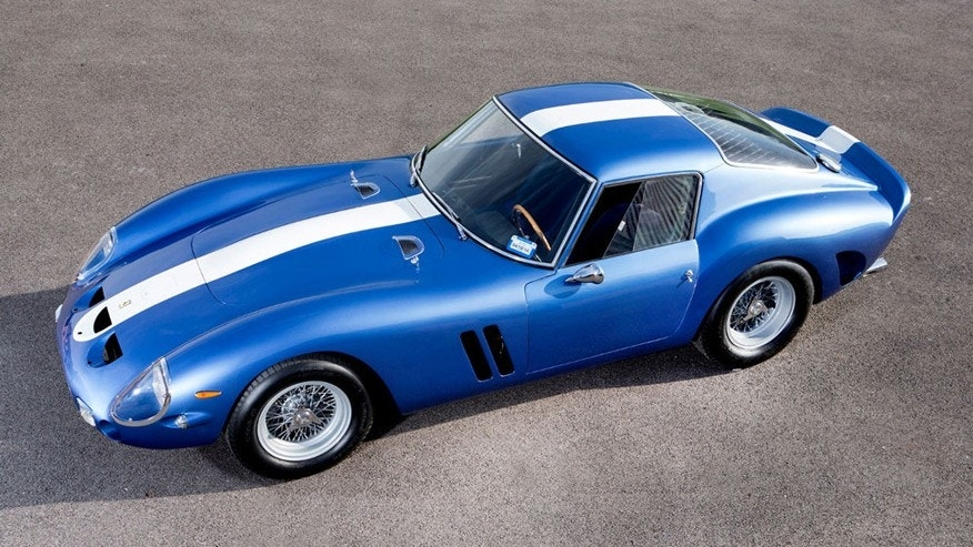 This Ferrari is about to become the most expensive car ever sold