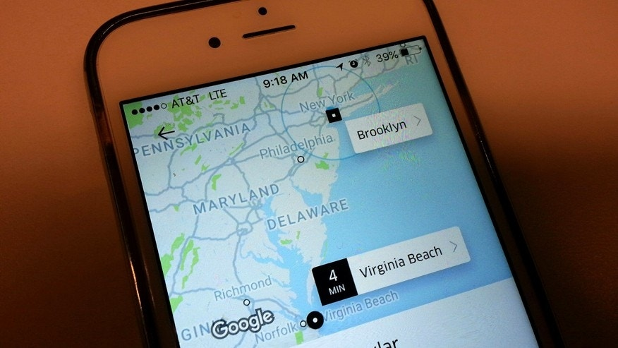 Woman Pays For 'Longest Uber Drive Ever Recorded' To See Boyfriend