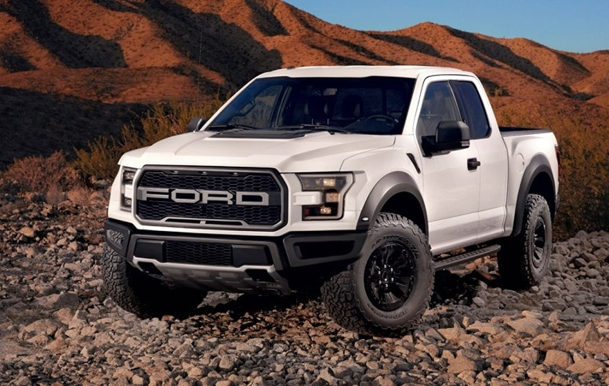 raptor hero ford