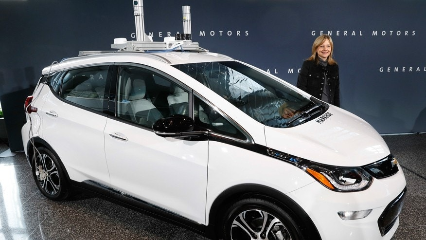 With Tesla in crosshairs, GM expands autonomous vehicle programme
