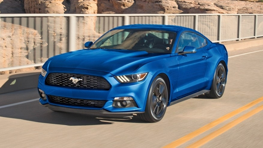 ford f 150 mustang hybrids coming in 2020 fox news. Black Bedroom Furniture Sets. Home Design Ideas