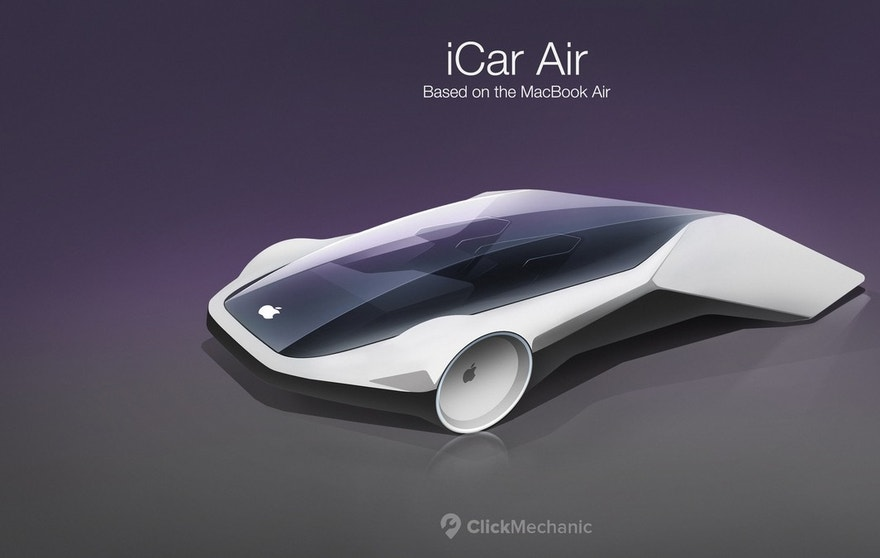 What Will The Apple Car Look Like