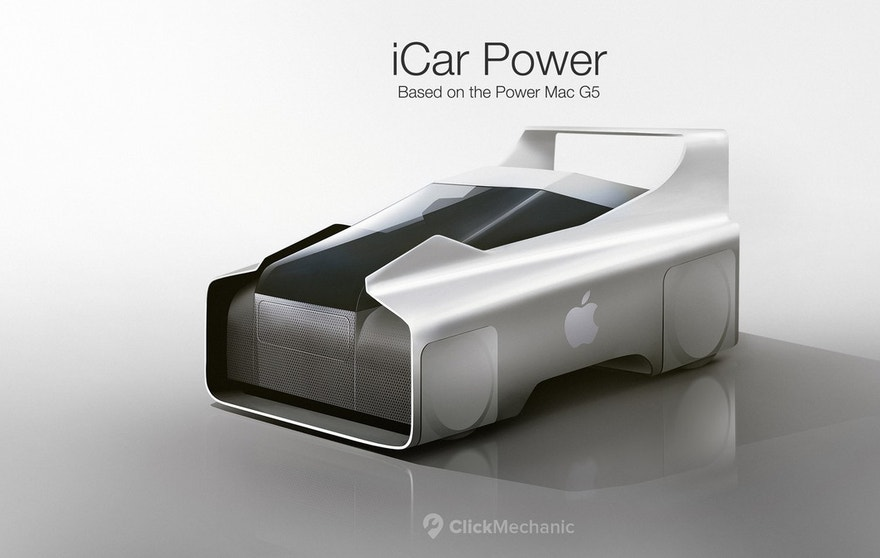 apple power car