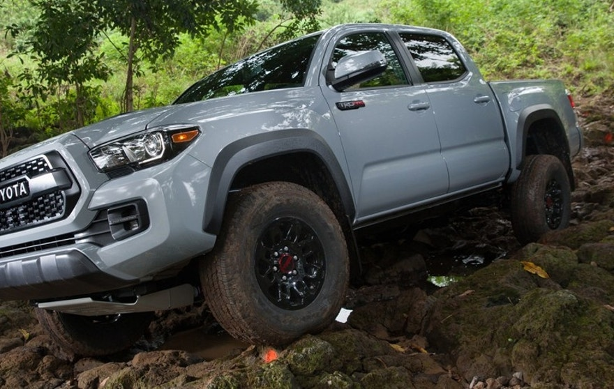 2017 toyota tacoma trd pro test drive fox news. Black Bedroom Furniture Sets. Home Design Ideas
