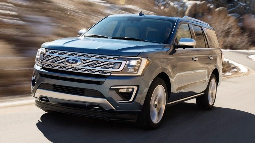 New 2018 Ford Expedition Revealed Weighing 300 LBS Less