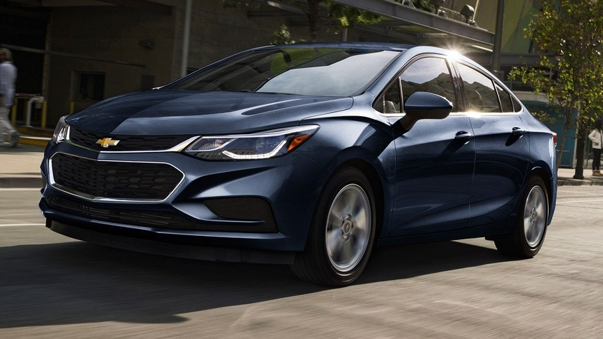 The 2017 Chevrolet Cruze Diesel has better highway mileage ...