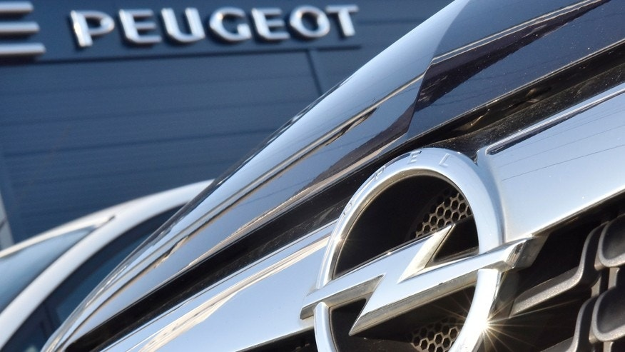 General Motors In Talks With Peugeot 39 S Parent Company