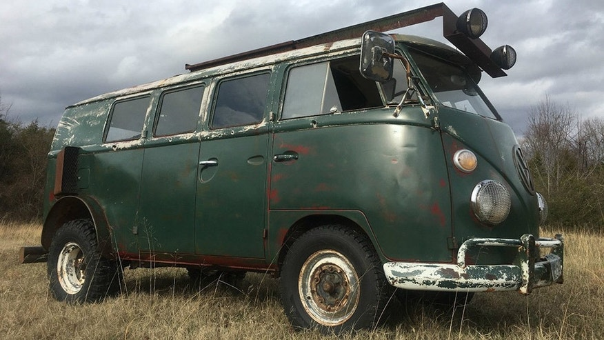 'American Pickers' Coyote Killer VW bus for sale | Fox News
