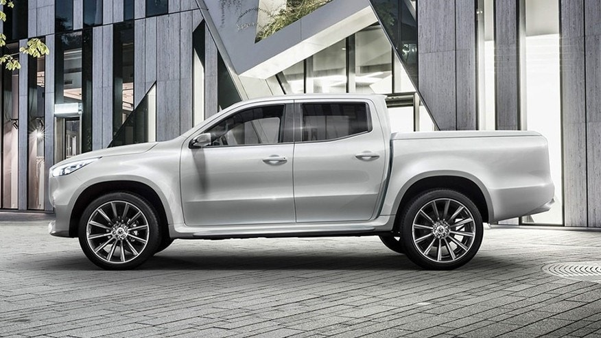 Mercedes-Benz won't haul its pickup truck to the USA | Fox ...