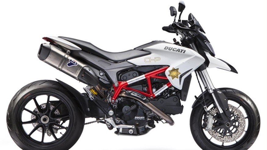 Ducati Motorcycles In Chips