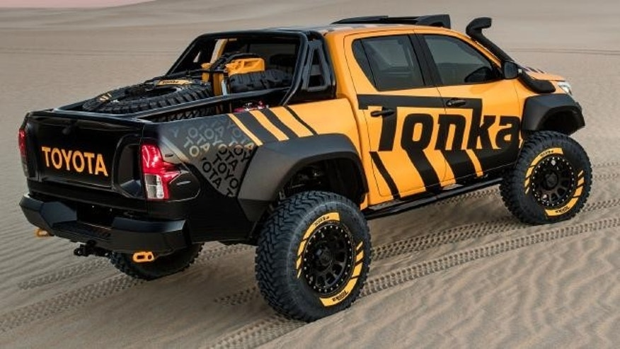 Toyota Tonka Is The Ultimate Toy For Big Kids Fox News