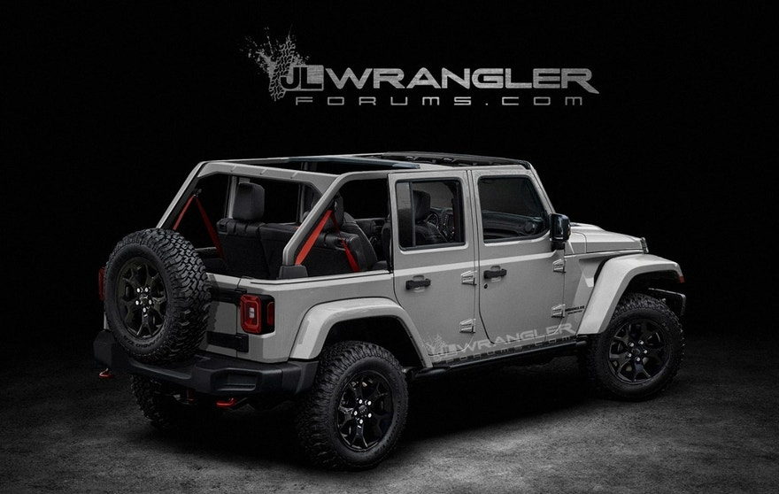 2018 Jeep Wrangler Revealed In Leak Fox News