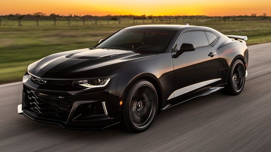 Exorcist Chevy Camaro Designed To Chase Demons Fox News