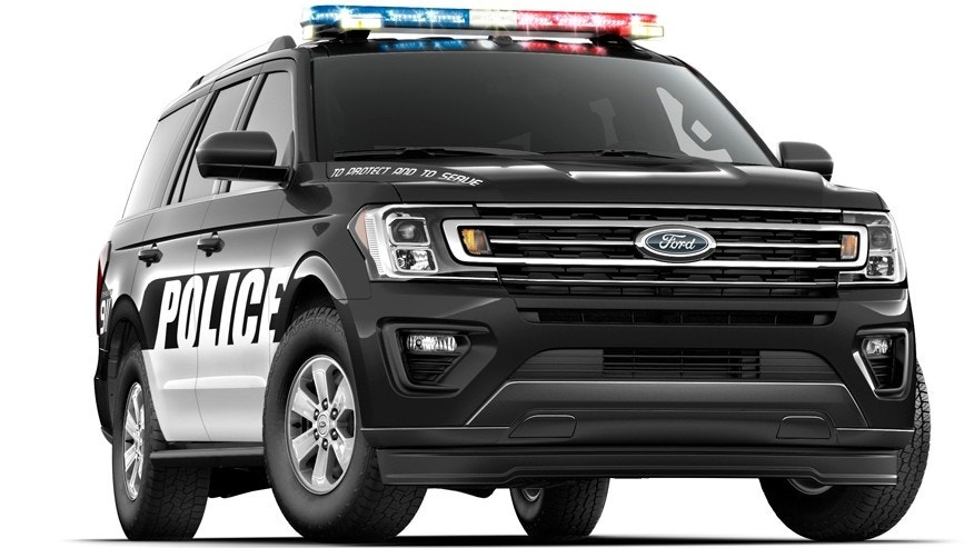 2018 Ford Expedition, F-150 join the police | Fox News