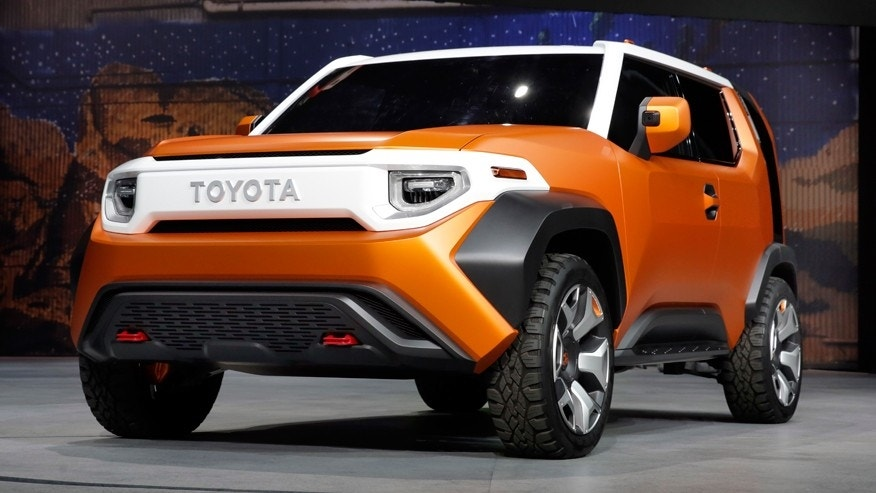 Toyota Ft 4X >> The Toyota FT-4X is for people who kind of like the great outdoors | Fox News