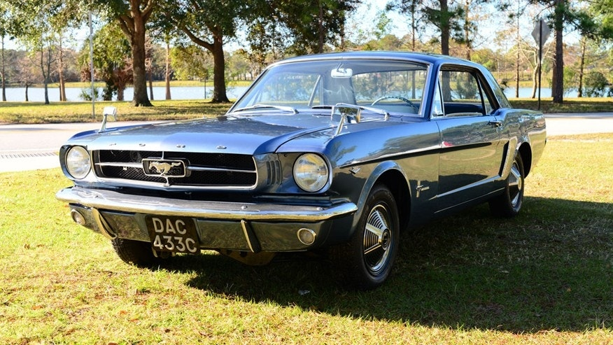 ford tested an all wheel drive mustang in 1965 fox news. Black Bedroom Furniture Sets. Home Design Ideas