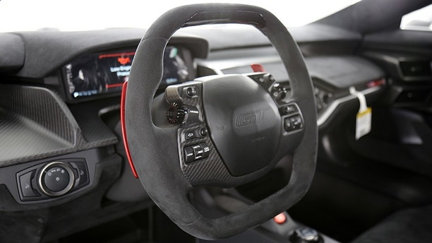 Ford Patent Reinvents The Steering Wheel Fox News