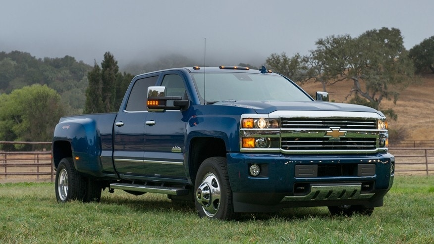 Chevrolet Silverado 3500hd Seattle >> Lawsuit alleges GM cheated on diesel pickup truck emissions | Fox News