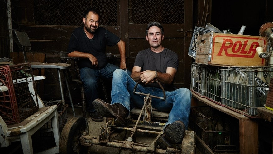 What Are Cars On American Pickers  Best Picks