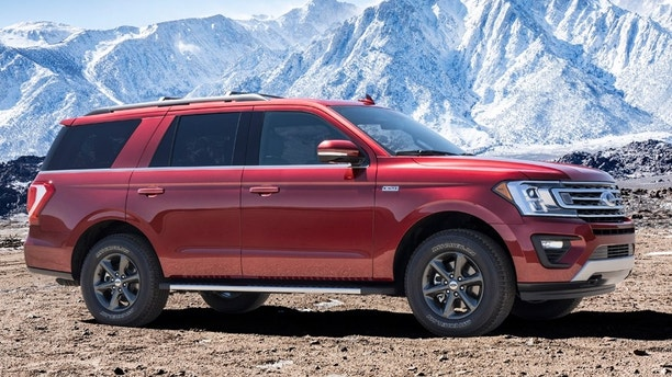 Ford Expedition Off Road Suv Returns For Fox News