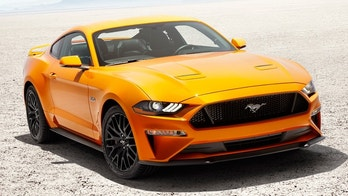 2018 mustang ford