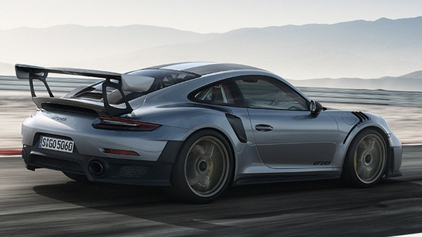2018 Porsche 911 GT2 RS: The most powerful, priciest 911 of all time