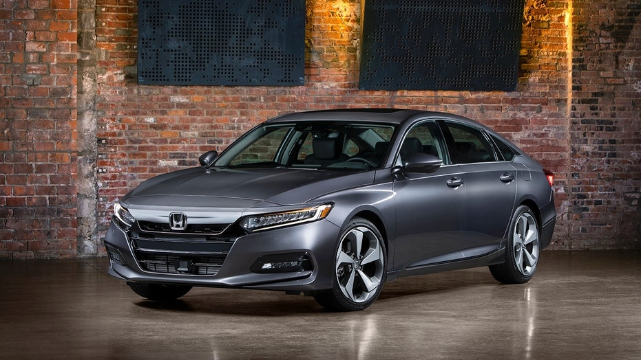 Honda says its new Accord offers greater performance.