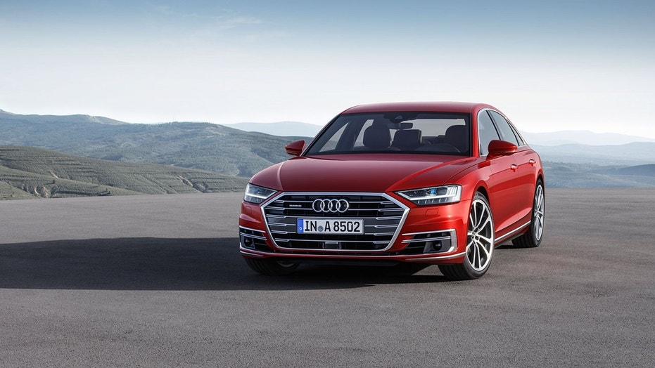 Audi introduced a slew of new features for their 2019 A8.