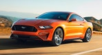 2018 Mustang GT in Drag Strip mode can reach 60 mph in under four seconds – faster than a Porsche 911 and setting a new standard as the fastest Mustang GT ever