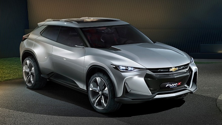 The 10 Best Electric Cars Coming Out In 2019: General Motors' Next Electric Car Coming In 2019