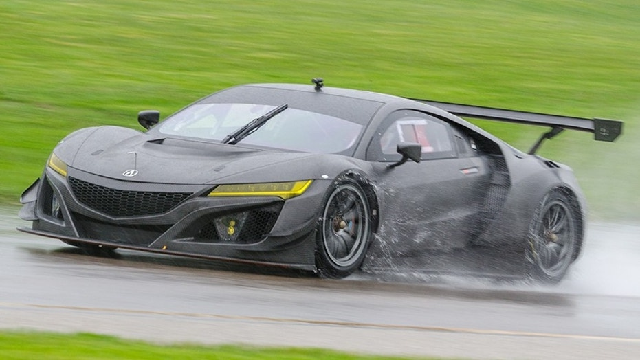 Acura NSX GT Now Available As Customer Race Car Fox News - Acura client relations