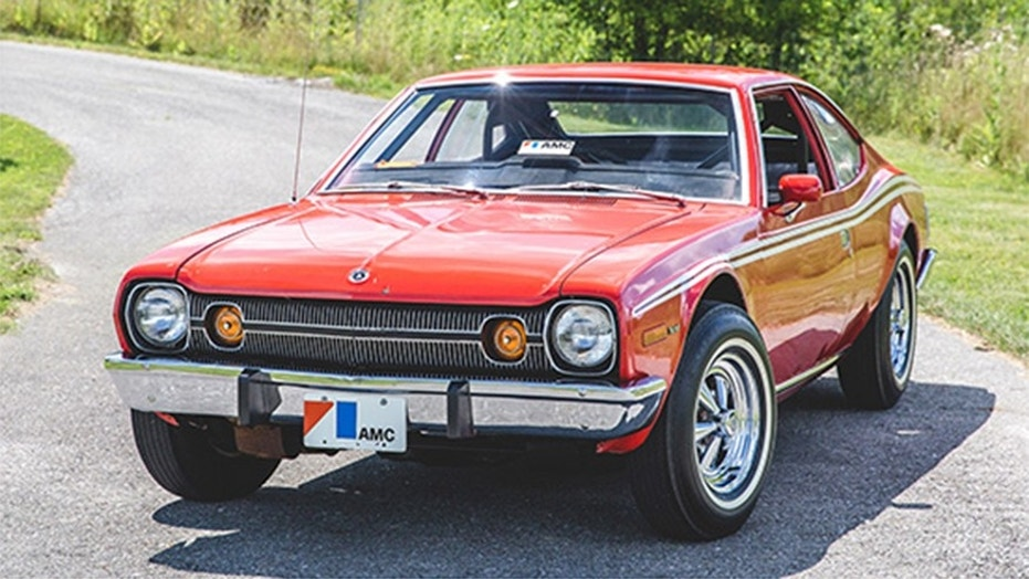 Car Auction Apps >> James Bond's AMC Hornet from 'The Man with the Golden Gun' going up for auction | Fox News