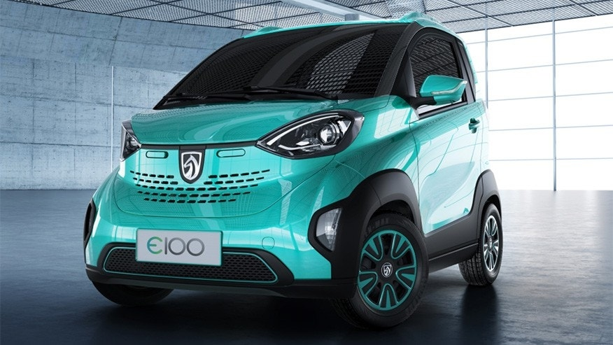 Gm Launches Electric Car In China Fox News