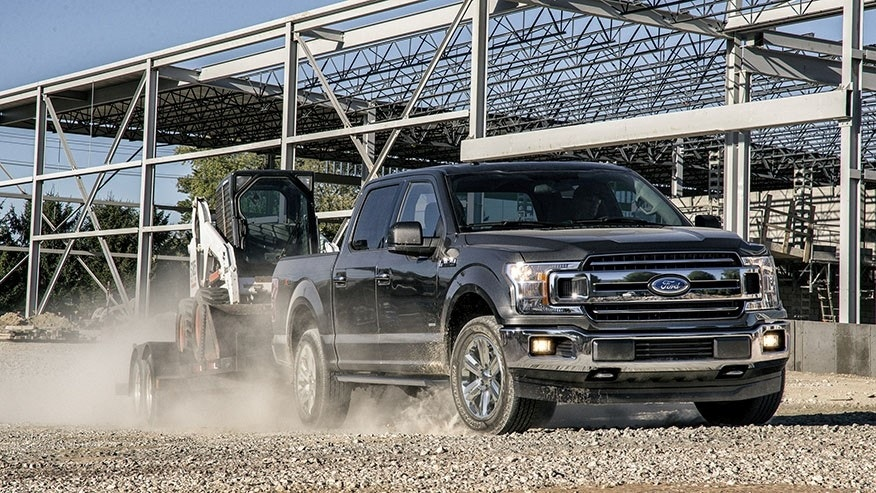 Ford F-150 Fuel Economy Numbers Are Out