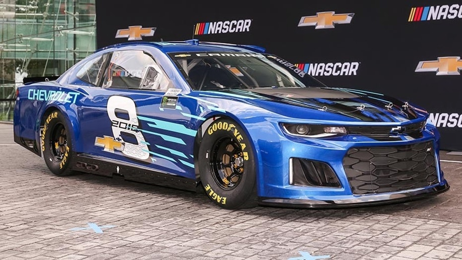 Chevrolet Camaro To Join Monster Energy Nascar Cup Series In 2018