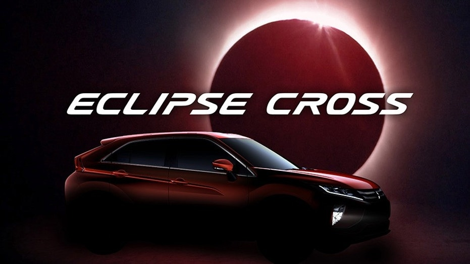 Mitsubishi is holding an event for its new Eclipse Cross model on Aug 21 in Salem, Ore., near where the total eclipse will first become visible in the United States