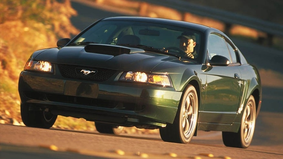 The 5 most collectible fourth-generation Ford Mustangs   Fox News